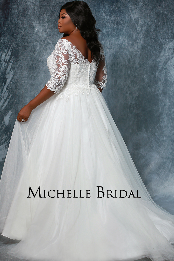 Michelle Bridal Style #MB1933  Image