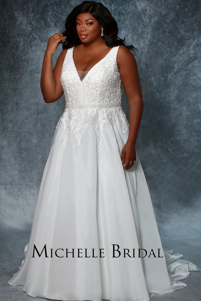 Michelle Bridal Style #MB1934 Image