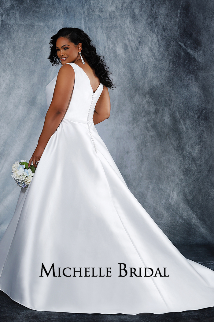 Michelle Bridal Style #MB2022  Image