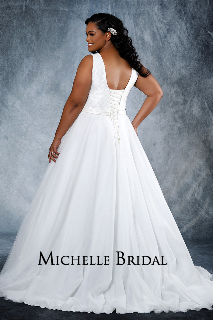 Michelle Bridal Style #MB2027  Image