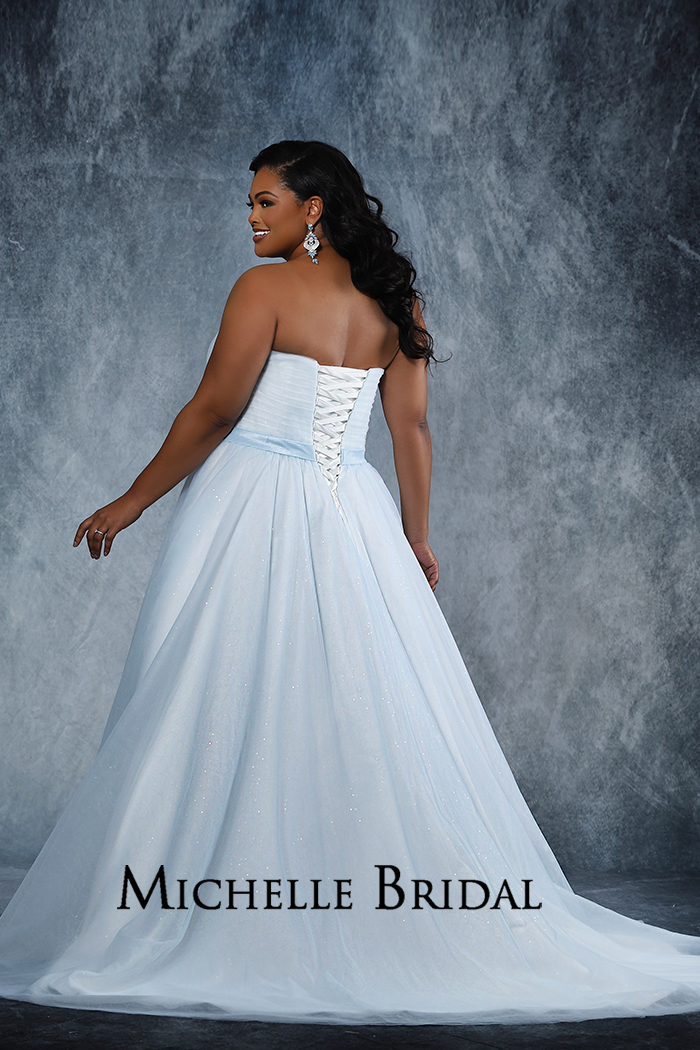 Michelle Bridal Style #MB2030  Image