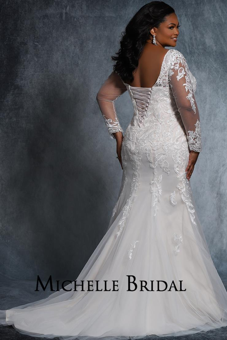 Michelle Bridal Style #MB2101  Image