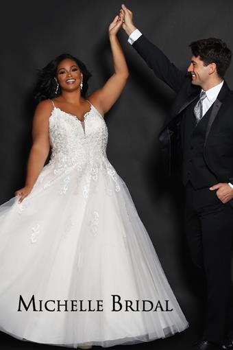 Michelle Bridal Style #MB2105