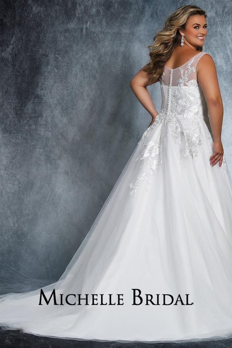 Michelle Bridal Style #MB2106  Image