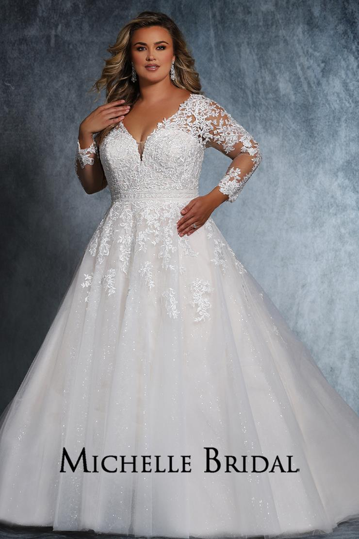 Michelle Bridal Style #MB2110  Image
