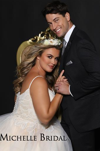 Michelle Bridal Style #MB2111