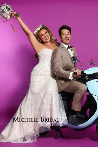 Michelle Bridal Style #MB2117