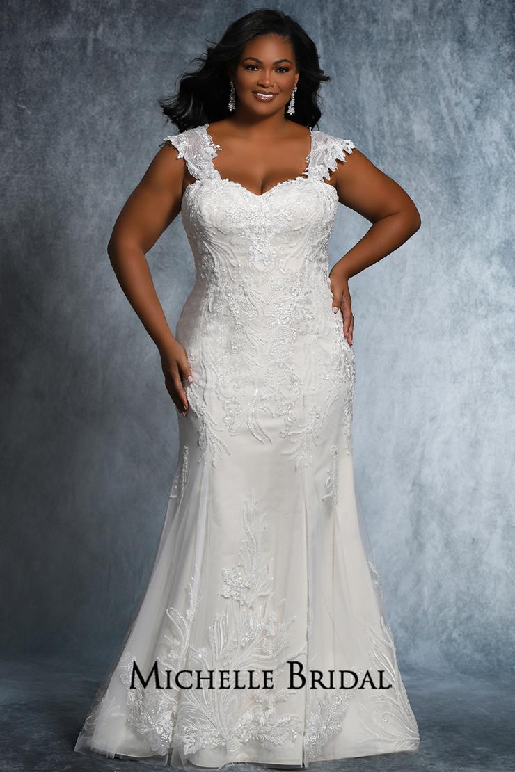 Michelle Bridal Style #MB2117  Image