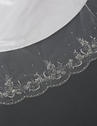 Bel Aire Bridal Style #V7176C