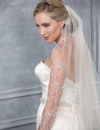 Bel Aire Bridal Style #V7195C