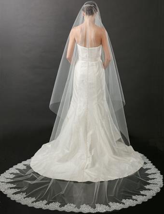 Bel Aire Bridal Style #V7261C