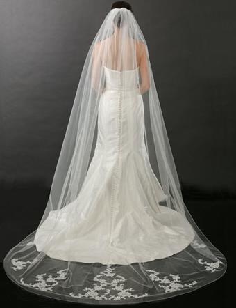 Bel Aire Bridal Style #V7263C