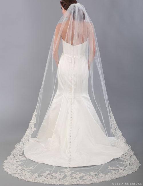 Bel Aire Bridal Style #V7325C