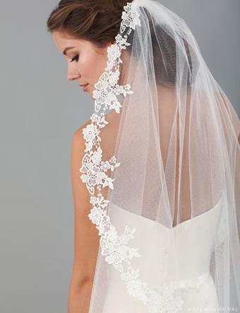 Bel Aire Bridal Style #V7332C
