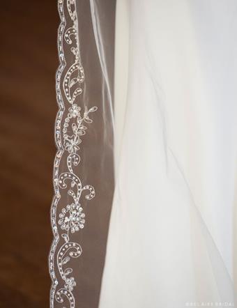 Bel Aire Bridal Style #V7361C