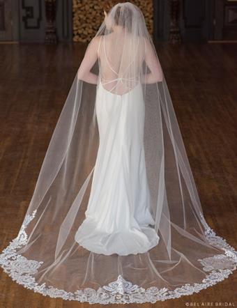 Bel Aire Bridal Style V7377C