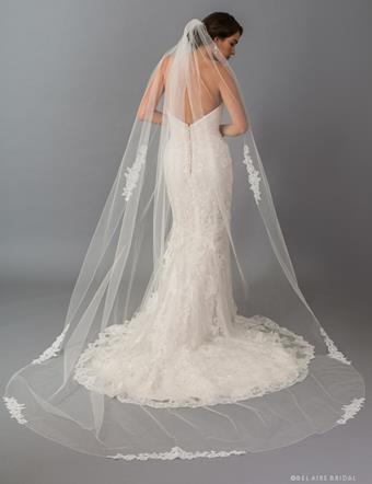 Bel Aire Bridal Style #V7400C