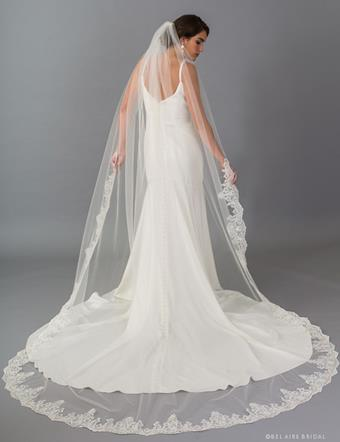 Bel Aire Bridal Style #V7402C