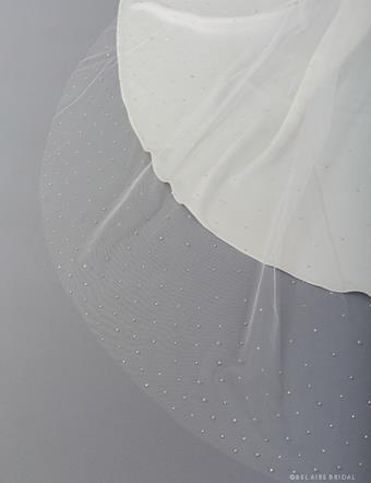 Bel Aire Bridal Style #V7410C