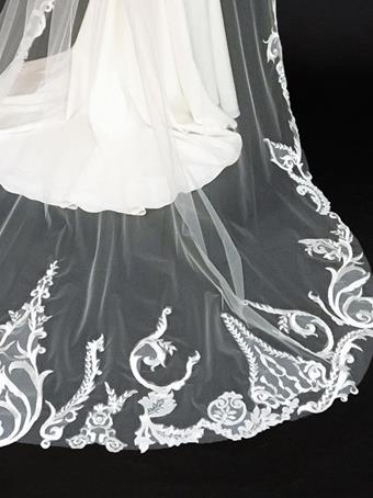 Bel Aire Bridal Style #V7437C