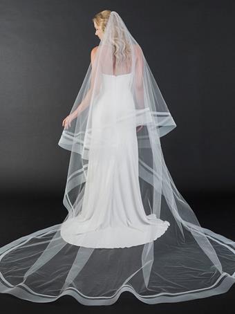 Bel Aire Bridal Style V7442C
