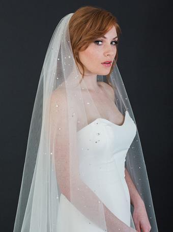 Bel Aire Bridal Style V7444C