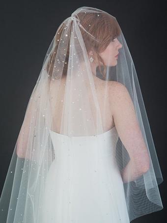 Bel Aire Bridal Style #V7444C