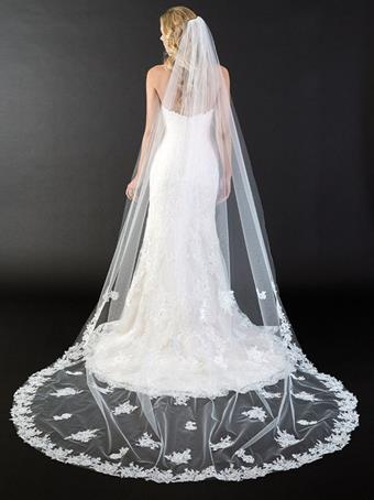 Bel Aire Bridal Style # V7445C