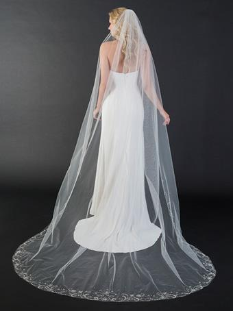 Bel Aire Bridal Style #V7446C
