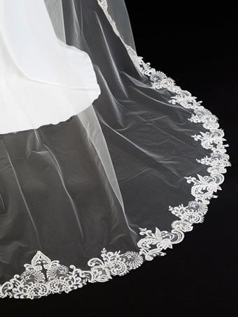 Bel Aire Bridal Style #V7447C
