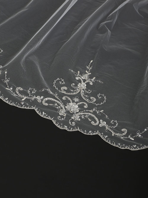 Bel Aire Bridal Style V7526C  Image