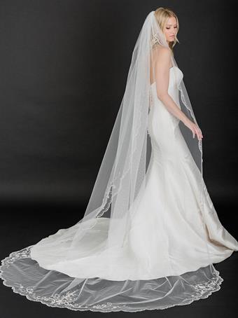 Bel Aire Bridal Style #V7526C