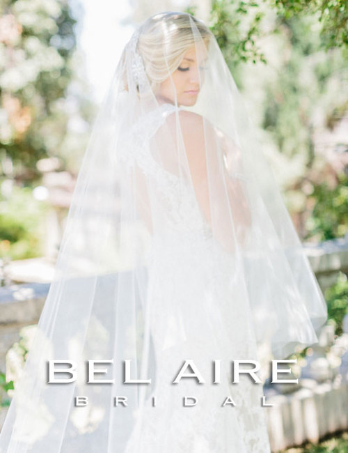 Bel Aire Bridal Style V7234  Image