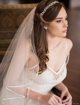 Bel Aire Bridal Style V7303