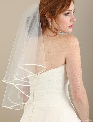 Bel Aire Bridal Style V7313