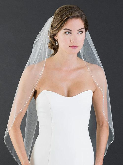 Bel Aire Bridal Style V7460  Image