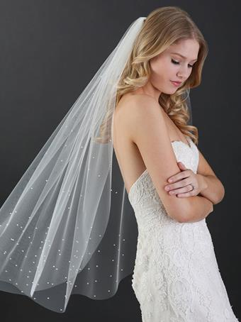 Bel Aire Bridal Style #V7473