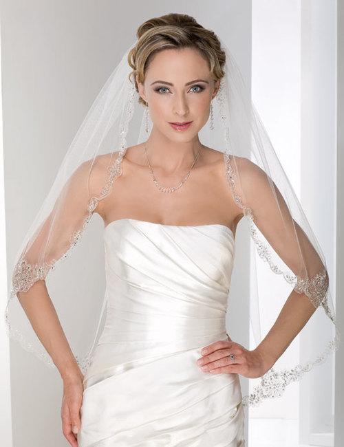Bel Aire Bridal Style V7132  Image
