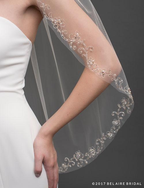 Bel Aire Bridal Style V7421  Image