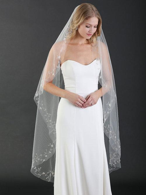 Bel Aire Bridal Style V7489  Image