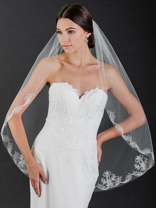 Bel Aire Bridal Style V7513  Image