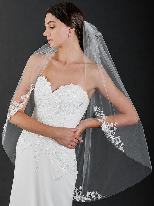 Bel Aire Bridal Style V7515  Image
