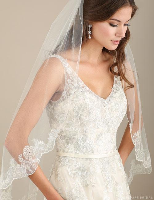 Bel Aire Bridal Style V7305  Image