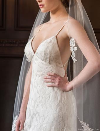 Bel Aire Bridal Style V7355