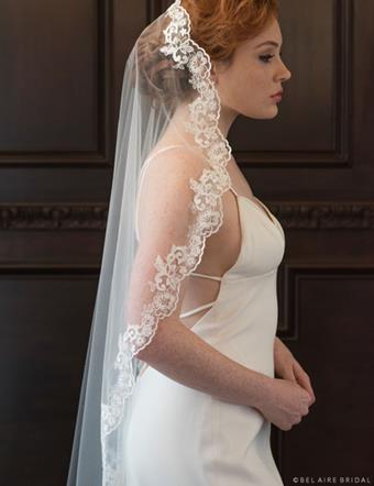 Bel Aire Bridal Style V7370