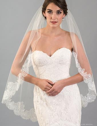 Bel Aire Bridal Style V7417