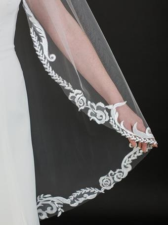 Bel Aire Bridal Style #V7432