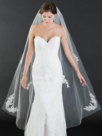 Bel Aire Bridal Style #V7455
