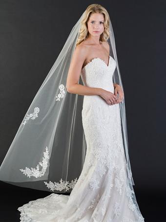 Bel Aire Bridal Style V7455