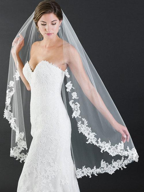 Bel Aire Bridal Style V7457  Image
